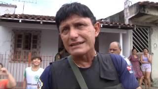 Rota Cidadã acompanha prisão de assaltantes de residência