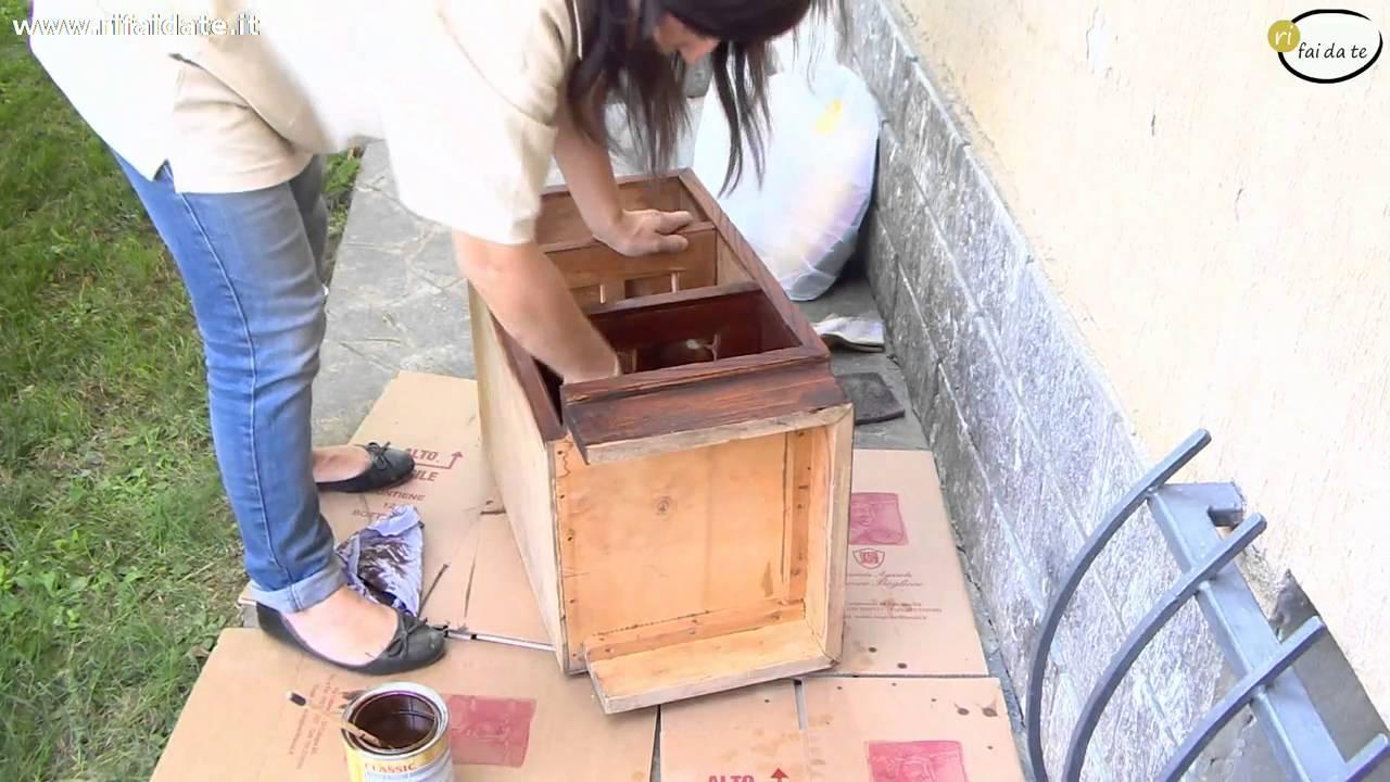 Colori Vernici Legno : Posa vernice per legno youtube