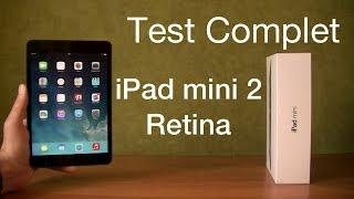 Test complet du iPad mini 2 RETINA d'Apple (Présentation, Design, Caractéristiques, Caméra...)
