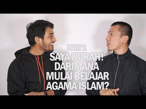 Saya Hijrah! Darimana Mulai Belajar Islam? - Part 1