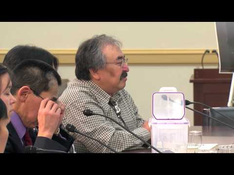 Climate Forum with Shishmaref, Alaska Residents