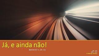 Live : Pastor Marcelo Vinícius - 28/09/2020