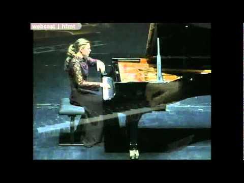 Olga Jegunova - C.Franck Prelude, Choral & Fugue (1/3)