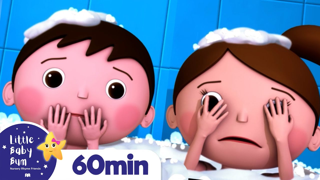 No Monster Song +More Nursery Rhymes and Kids Songs | Little Baby Bum