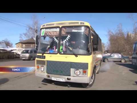 В Томске появились экскурсионные автобусы, дублирующие официальные маршруты