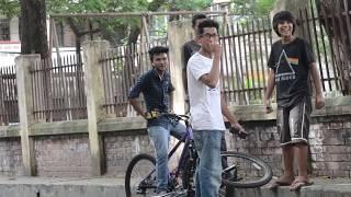 When Cycle Stunt Gone Wrong Part II | Miss you Shunno Rakib | Mohammadpur Stunt Viperz