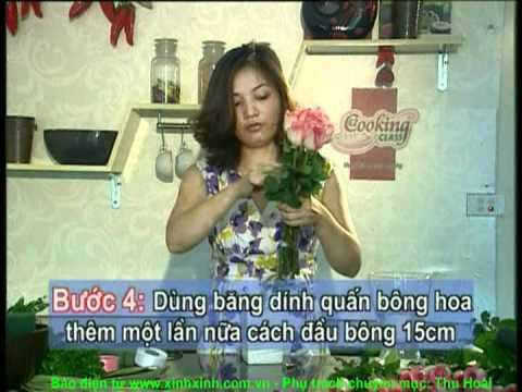 Bó hoa hồng - Xinhxinh.com.vn