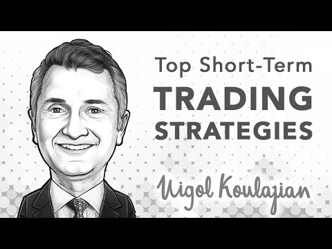 Meet a Short Term Trader who Knows his Sharpe Ratio | with Nigol Koulajian