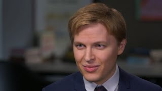Ronan Farrow on exposing Harvey Weinstein