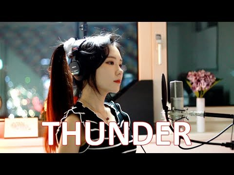 Imagine Dragons - Thunder ( cover by J.Fla...