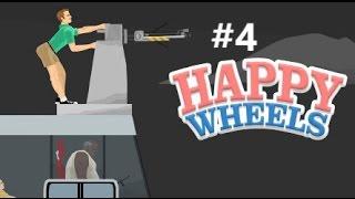 Happy Wheels - Bus Ride Accident [4]