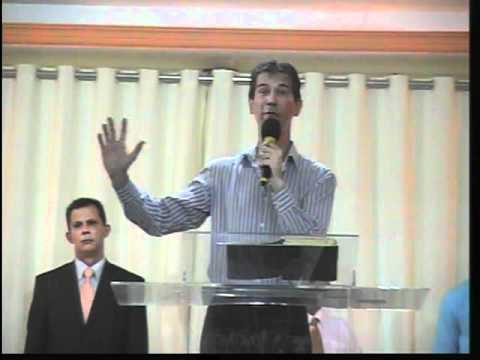IBPM em Vasconcelos Pr. Sergio Monteiro