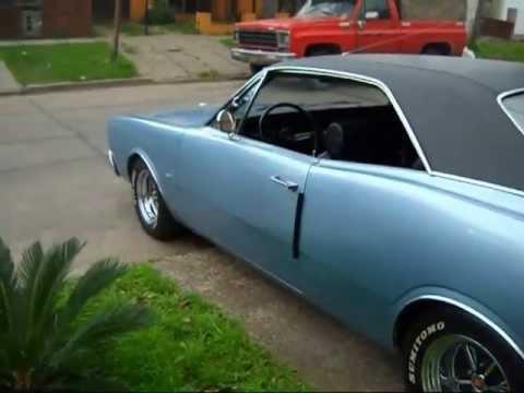 Coupe Dodge Gtx V8 Youtube