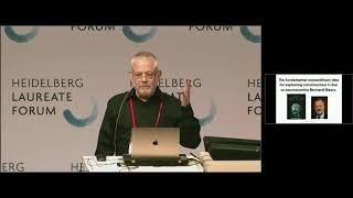 5th HLF – Lecture: Manuel Blum