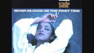 Sade Never as good as the first time ( Extended Mix).wmv