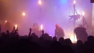 Watain - Opus Dei (The Morbid Angel) @ Paris 15/12/2016