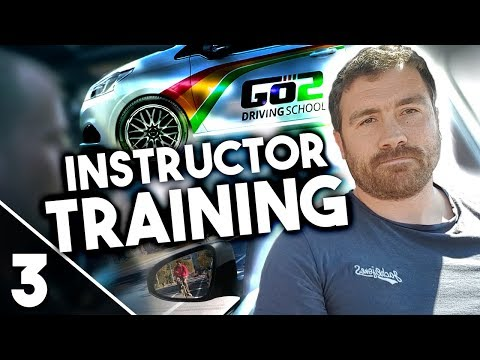 When Should I Check My Mirrors? Becoming a Driving Instructor - Ep#3