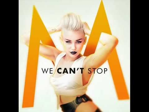 Miley Cyrus We Can't Stop Remix ft  JAY Z