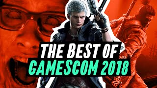 The 6 Hottest Games We Saw at Gamescom 2018