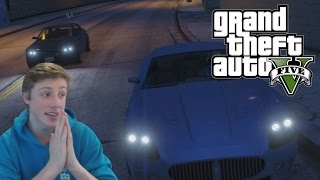 W2S Plays GTA 5 - AGENT VIK !! - GTA 5 Funny Moments