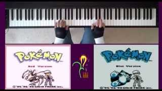 Opening Theme - Pokémon Red/Blue (Piano Cover)