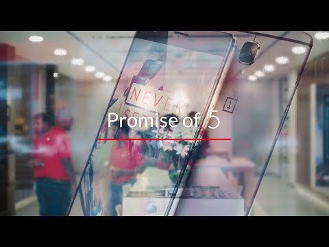 Thumbnail: OnePlus Customer Care - The Promise of 5