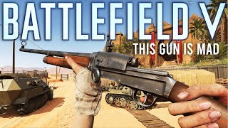 The new Shotgun in Battlefield 5 is Incredible