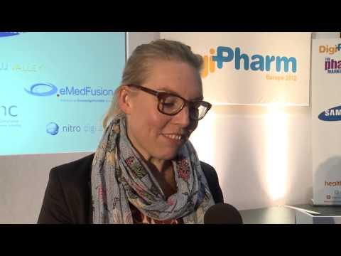 Jutta Klauer, Senior Manager New Media, Pfizer - DigiPharm 2012