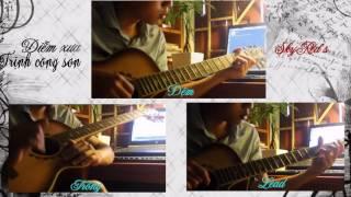 Diễm xưa Guitar solo | Guitar acoustic | Guitar solo hay nhat 2017 | Acoustic buon 2017 |