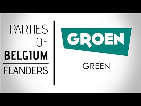 GROEN | GREEN | Belgium, Federal Election 2019