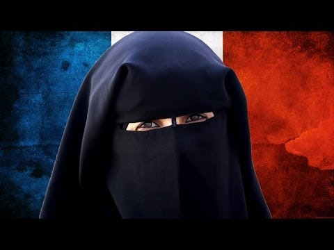 France Burka Ban in Public Upheld