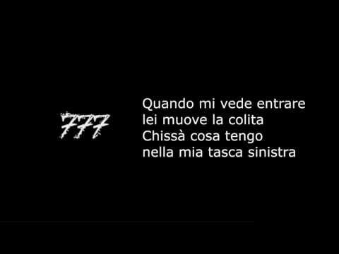 Testo - Spezzacuori - Dark Polo Gang