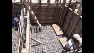 Cisterna de 20 m3 para tu casa, construcción paso a paso.