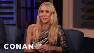 Nikki Glaser Got Roasted By Blake Griffin - CONAN on TBS
