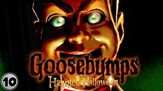 Goosebumps Horror Town LIVE STREAM