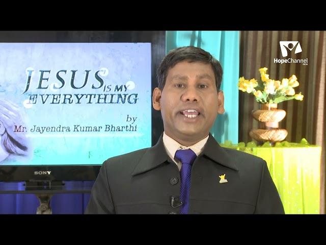 04 Jesus is My Everything   Pr. Jayendra Kumar Bharthi