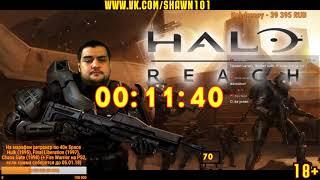 [18+] Шон играет в Halo: Reach (2010, Xbox 360) стрим 1