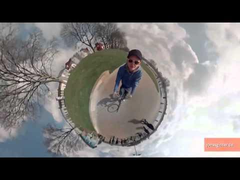 Photographer Creates Amazing 360-Degree 'Photo Sphere' Video