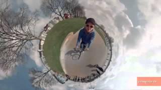 Photographer Creates Amazing 360-Degree
