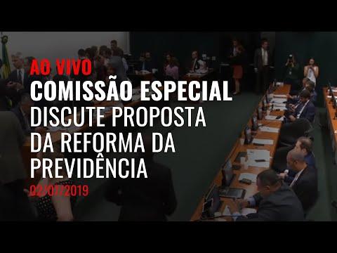Reforma da Previdência   Comissão especial na Câmara discute nova proposta