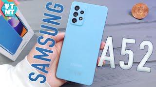 Samsung Galaxy A52 Обзор. Стоит ли покупать?