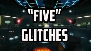 """Call Of Duty: Black Ops Zombies - Glitches: Working """"Five"""" Glitches (2018)"""