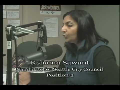 TalkingStickTV - Kshama Sawant - Candidate for Seattle City Council