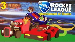 Tournament of Shame - Rocket League Heat 3 ft. Dan Gheesling