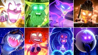 Luigis Mansion 3 Bosses