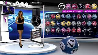 Lotto Instant Win Studio 1 - Lucky six game