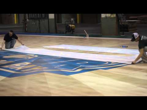 2015 NCAA Womenu0027s Final Four Basketball Court By Connor Sports
