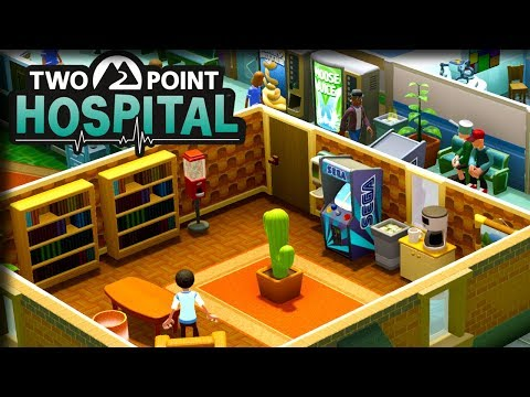Back to Flottering – Two Point Hospital Gameplay – Let's Play Part 16