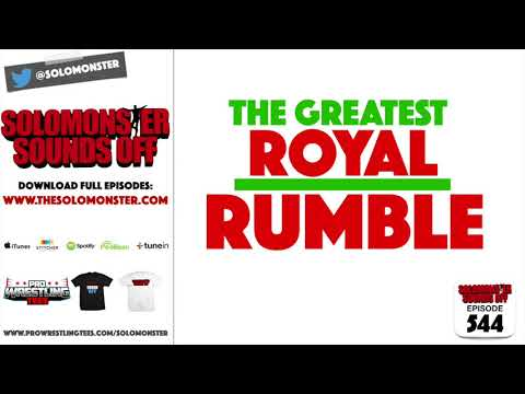 PREDICTIONS:  The Greatest Royal Rumble | April 27, 2018