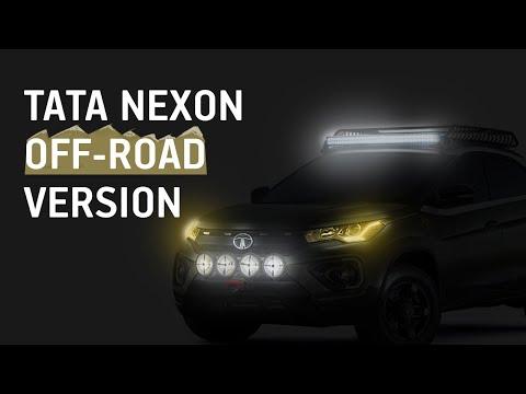 TATA Nexon Off-Road Version | Rendering | YSD